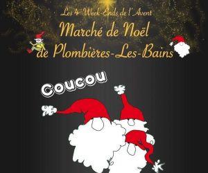Noël 2020 à Plombières-Les-Bains : Marché de Noël