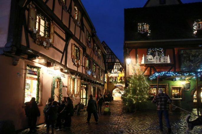 marché de noel alsace 2018 riquewihr Marché de Noël à Riquewihr   Alsace (Haut Rhin) : dates, horaires  marché de noel alsace 2018 riquewihr