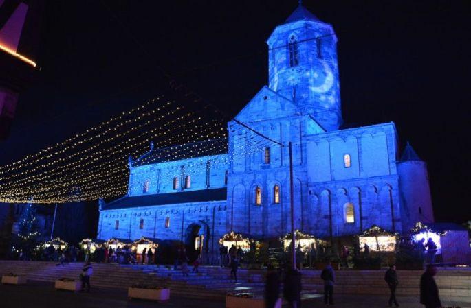 Noël 2017 à Rosheim : Marché de Noël