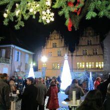 Noël 2019 à Rouffach : Marché de Noël