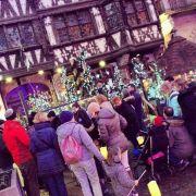 Noël 2017 à Saverne : Balade contée de Noël