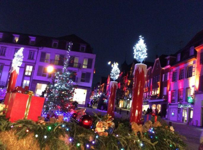 Noël 2017 à Saverne : Marché de Noël du Monde