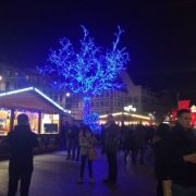 Noël 2019 à Strasbourg : Village du pays invité
