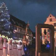 Noël 2017 à Turckheim : Sainte Lucie, fête de la lumière