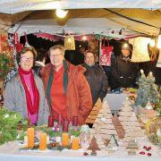 Noël 2018 à Uffheim : Marché de l\'Avent