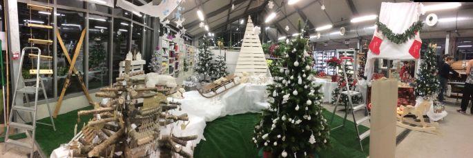 Noël 2017 à Valdoie : Marché de Noël