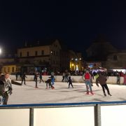 Noël 2018 à Altkirch : Patinoire de plein-air