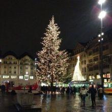 Noël 2018 à Bâle : Marché de Noël / Basler Weihnacht