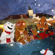 Noël 2021 à Belfort : Le Mois Givré