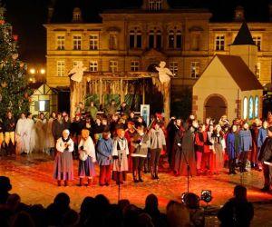 Le Christkindelsmärik - Marché de Noël 2021 à Bouxwiller