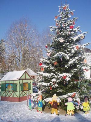 Noël à Bouxwiller : Le Village de Noël