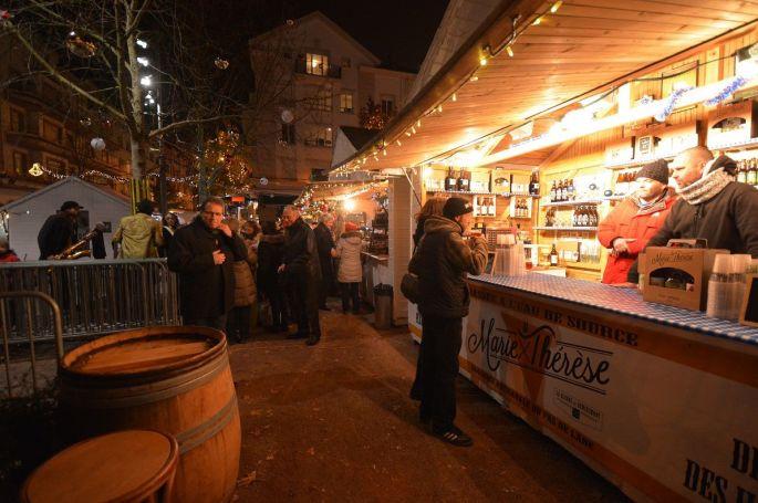 Noël à Epinal : Marché de Noël «Village de Saint-Nicolas»