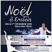 Noël 2018 à Erstein : Philippe Candeloro et le Candeloro Show Company