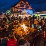 Noël 2018 à Gerstheim : Village de Noël