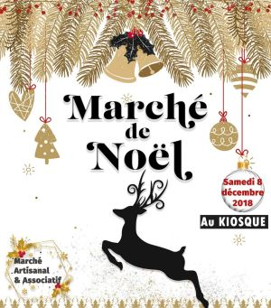 Noël 2018 à Jarville-la-Malgrange : Marché de Noël