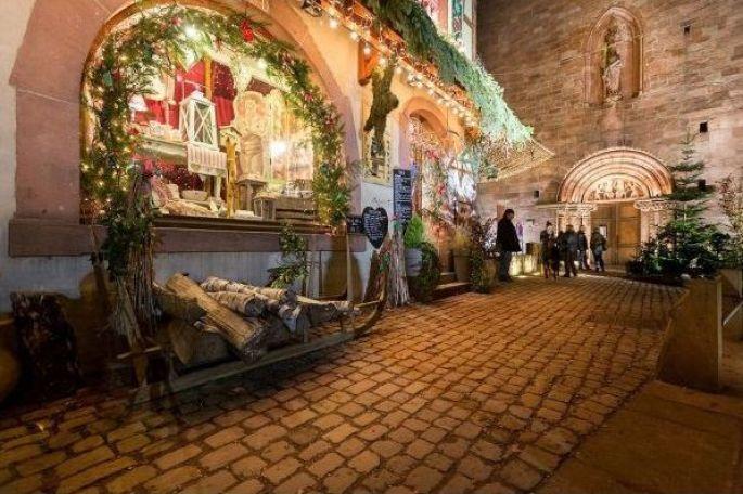 Les illuminations et le charme de Noël à Kaysersberg