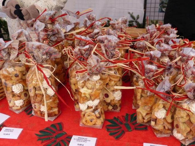 Noël à Mittelwihr : Marché de Noël