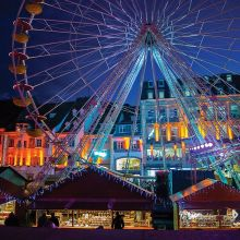 Noël 2018 à Mulhouse : Animations et marché de Noël - Collection 2018