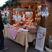 Noël 2018 à Niederbronn-les-Bains : Marché de Noël artisanal