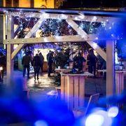 Noël 2021 à Remiremont : Marché de Noël