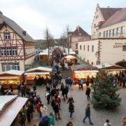 Noël 2018 à Riquewihr : Marché de Noël