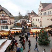 Noël 2019 à Riquewihr : Marché de Noël