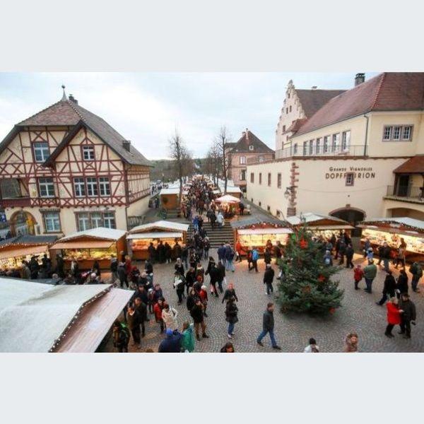Marche De Noel A Riquewihr Alsace Haut Rhin Dates Horaires