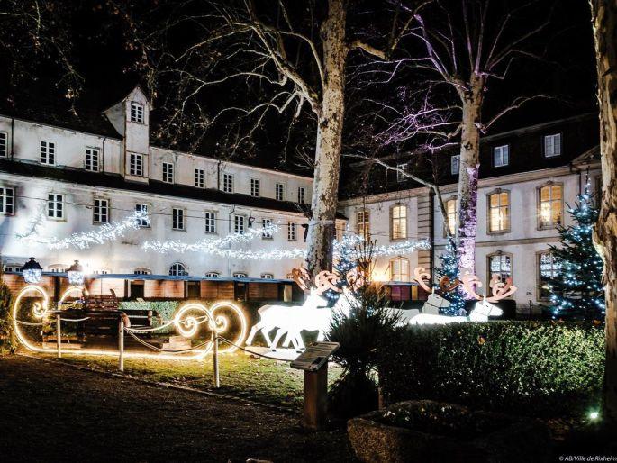 Noël à Rixheim: Marché de Noël
