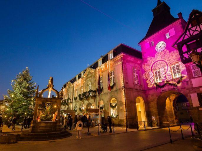 Noël à Rosheim : Marché de Noël