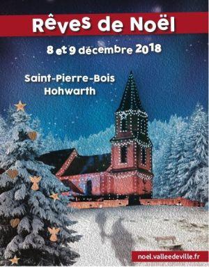 Noël 2018 à Saint-Pierre-Bois : Rêves de Noël