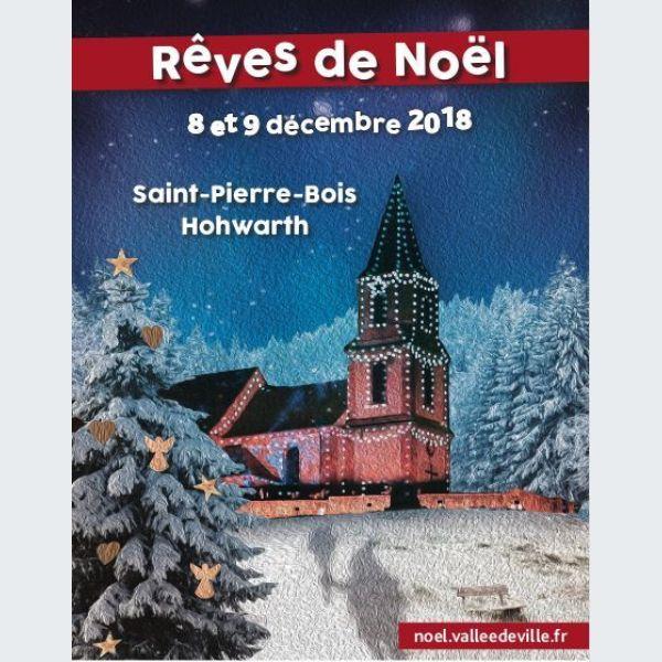 noel 2018 val de villé Noël 2018 à Saint Pierre Bois : Rêves de Noël noel 2018 val de villé