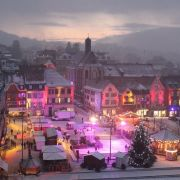 Féérie de Noël 2020 à Saverne : marché de Noël et animations