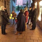 Noël 2018 à Saverne : Balade contée de Noël