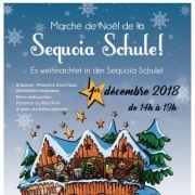 Noël 2018 à Saverne : Marché de Noël de la Sequoia Schule