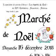Noël 2018 à Schoenau : Marché de Noël