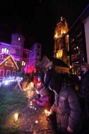 Décorations, illuminations et ambiance chaleureuse marquent le début des festivités de Noël à Sélestat