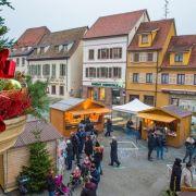 Noël 2020 à Soultz : Marché de Noël