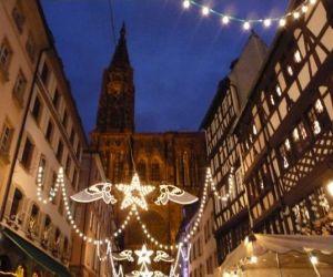 Noël 2020 à Strasbourg