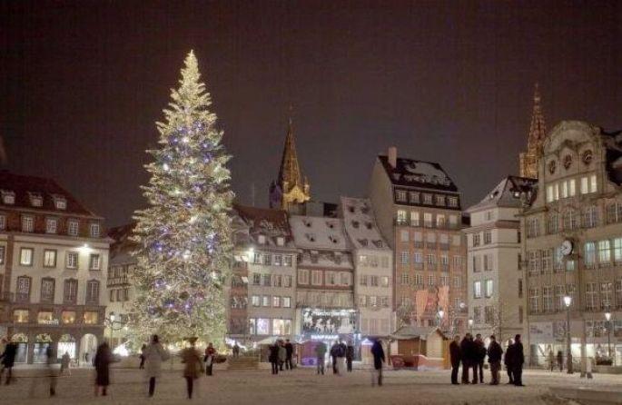 Animations et Marché de Noël à Strasbourg