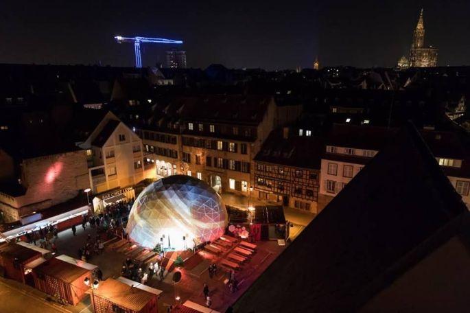 Noël à Strasbourg: Espace Noël autrement et Marché Off