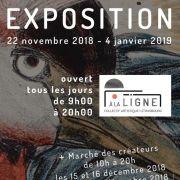 Noël 2018 à Strasbourg : Marché des Créateurs au Ciarus // ANNULÉ