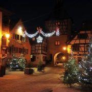 Noël 2020 à Turckheim : Le village des Lutins