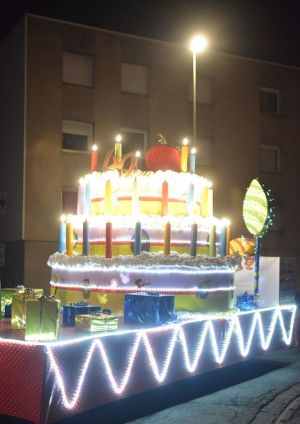Noël à Vandoeuvre-lès-Nancy: Défilé de la Saint-Nicolas