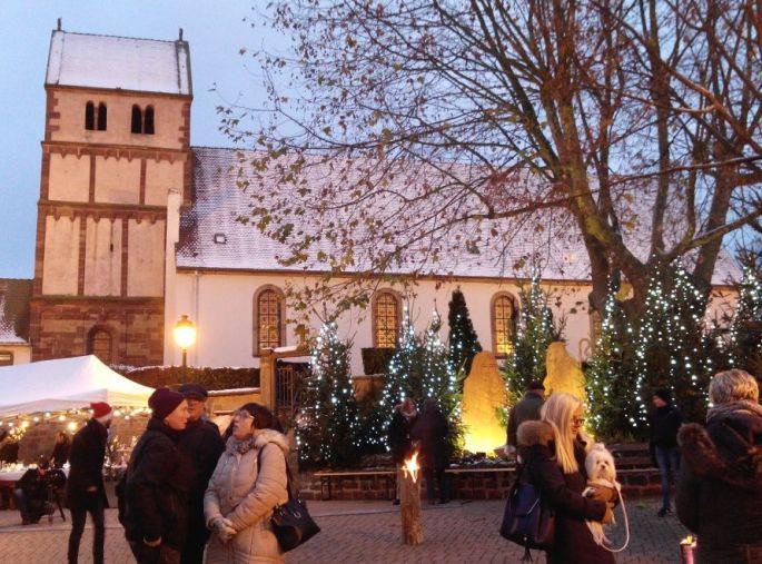 Noël 2018 à Willgottheim : Marché de Noël
