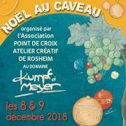 Noël 2018 au Domaine Kumpf et Meyer : Noël au caveau