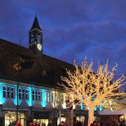 La patinoire de Noël 2020 à Montbéliard