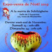 Noël 2019 à Schiltigheim : Expo-vente de Noël