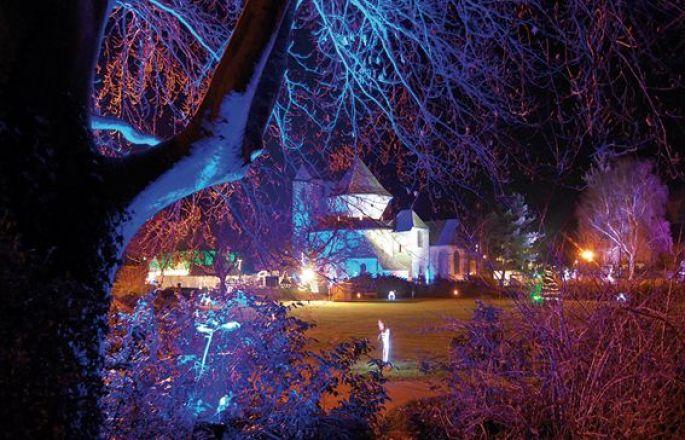 Ottmarsheim célèbre Noël