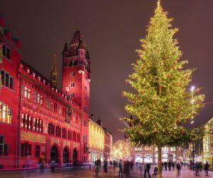 Noël 2020 à Bâle : Marché de Noël / Basler Weihnacht