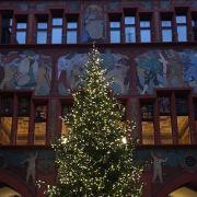 Noël 2019 à Bâle : Marché de Noël / Basler Weihnacht
